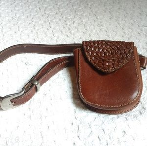 Handbags - Little Leather Belt Bag